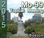 2015 Mo-99 Topical Meeting