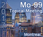 2017 Mo-99 Topical Meeting (Montreal)